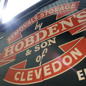 Removals & Storage by Hobden's & Son of Clevedon