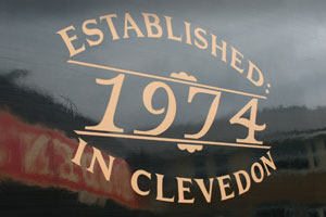 Established in 1974 in Clevedon